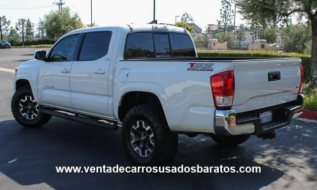 Carros Usados En Venta En Estados Unidos >> Venta de Camionetas Usadas Toyota Doble Cabina, tacomas 4x4, tundras