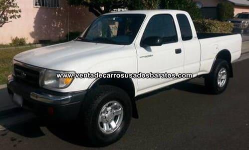 Venta De Camionetas Usadas Toyota Doble Cabina Tacomas