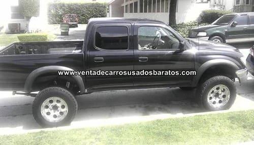 Camionetas Usadas Muy Baratas, Trocas Toyota 4x4 en Venta ...